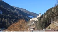 Sand in Taufers - Campo Tures: Trentino - S�dtirol - Schloss Taufers - Overdag