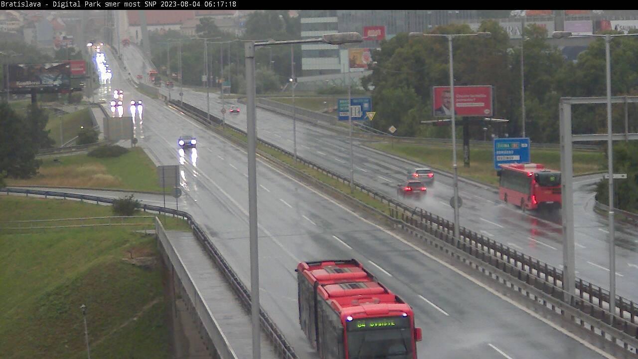 Webkamera Bratislavský