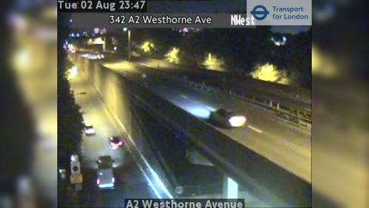 Webcam Bexley: A2 Westhorne Avenue