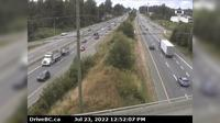 Aberdeen > West: , Hwy  at Mt. Lehman Rd, looking west - Day time