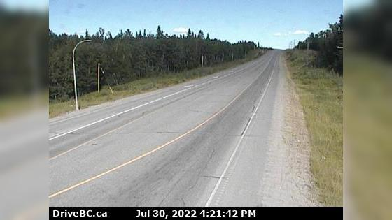 Webkamera Fraser Lake › East: Hwy 16, at Nautley Road, looki