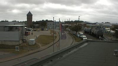Thumbnail of Sylt webcam at 3:17, Oct 28