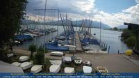 Breitbrunn am Chiemsee › South: Sailing Club Breitbrunn-Chiemsee (SCBC) e.V. - Herreninsel - Chiemsee - El día