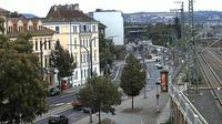 Dresden: Antonstraße - Overdag