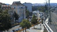 Dresden: Antonstraße - Dia