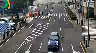 Daylight webcam view from Macau: Rua da Ribeira do Patane