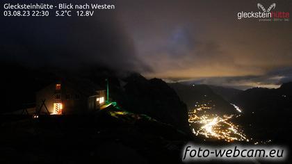 Grindelwald › West: Glecksteinhütte