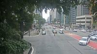 São Paulo: Avenida Paulista - MASP - Day time