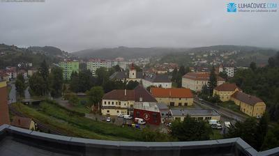 Webkamera Luhačovice