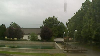 Vue webcam de jour à partir de Slatina: u Bílovce