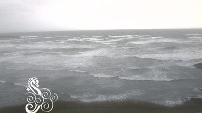 Daylight webcam view from Inchydoney Island: Lodge & Spa Beach