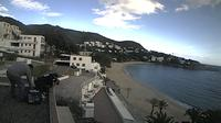 Roses: Webcam - Costa Brava Almadrava Beach - Actuales