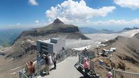 Ormont-Dessus: Glacier 3000 - Scex Rouge - Oldenhorn - Diablerets - El día