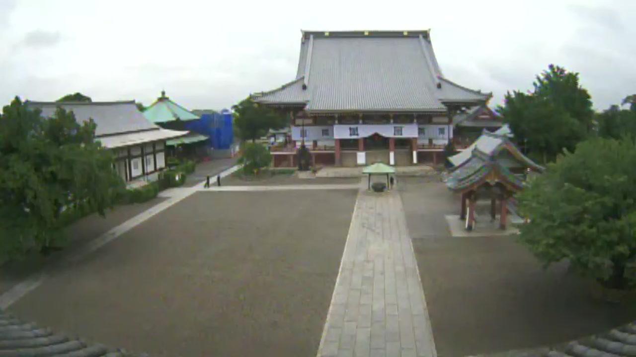 Webkamera 西馬込: 池上本門寺