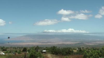 Tageslicht webcam ansicht von Waiakoa: Maui Sunset Cam − Kula, Maui