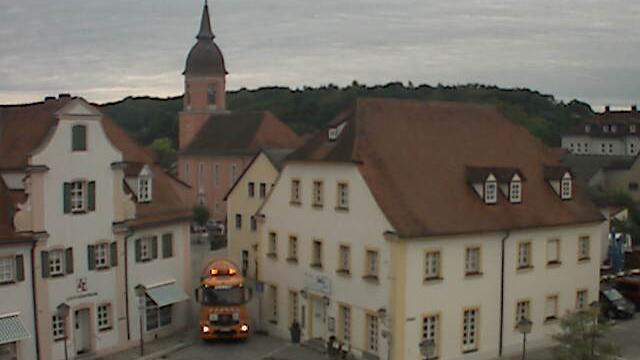 Webcam Treuchtlingen: Rathausplatz