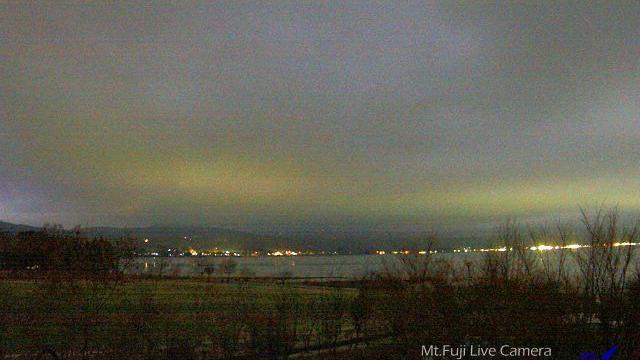 Webcam 須走: Yamanashi − Yamanaka Lake − Mt.Fuji