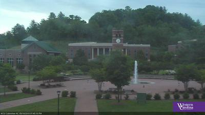 Webcam Speedwell: Cullowhee − University − Campus