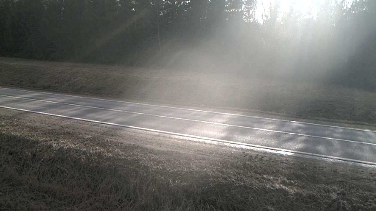 Webkamera Buivīši: Nīcgale, A6 autoceļš 200km