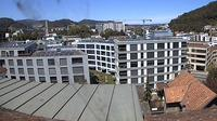 Liestal: mit Blick nach Basel Sankt Chrischona - Dagtid