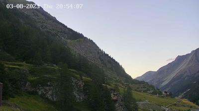 Image de la webcam de Zermatt Daylight
