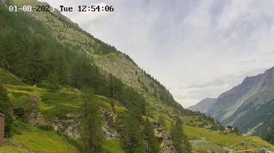 Webcam en direct de Zermatt - En ce moment même
