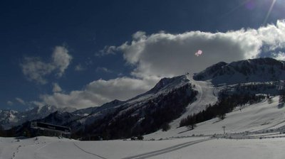 Meteto Valais, Webcam Les Collons