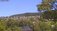 Rittersgrun: Karlsbader Str. Blick Richtung Hammerberg - Day time