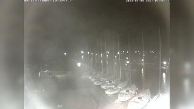 Thumbnail of Cervia webcam at 10:14, May 18