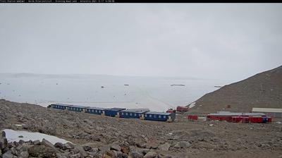 Tageslicht webcam ansicht von Troll research station (Norway): Troll Station