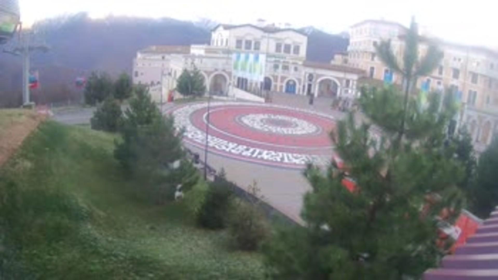 Webkamera Krasnaya Polyana: Swissotel Sochi Kamelia