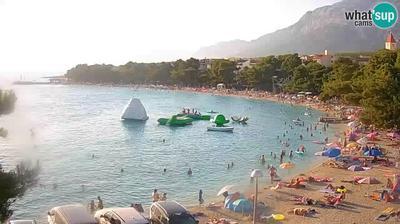 Baska Voda: Promajna - beach