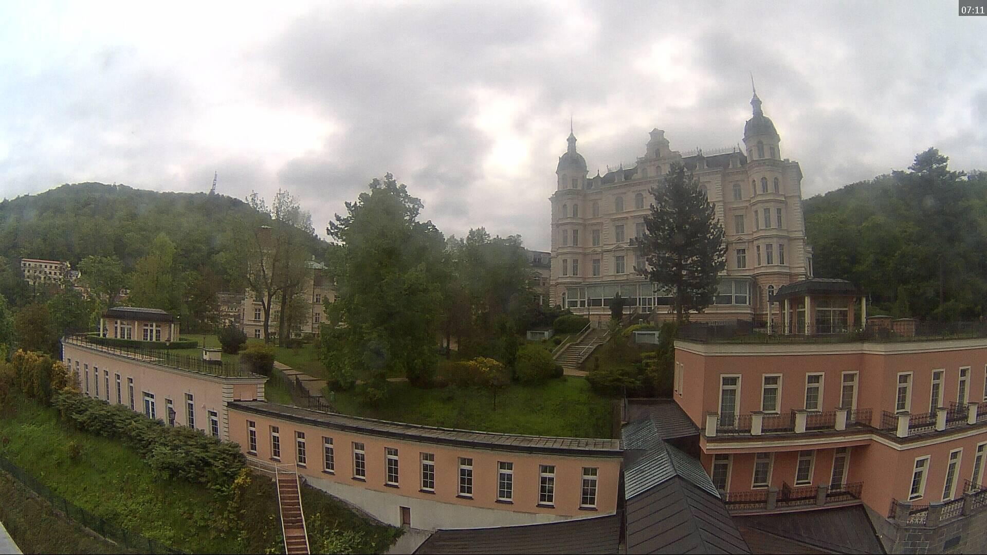 Webkamera Karlovy Vary