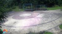 Ustrzyki Dolne › North-West: Park Pod Dębami - Overdag