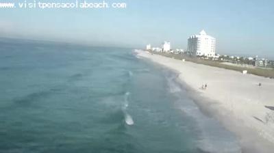 Webcam Pensacola Beach › West: Margaritaville Beach Hotel