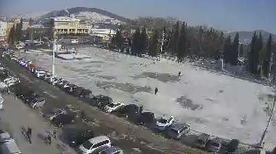 webcam Gorno-Altaysk: Площадь Горно-Алтайска