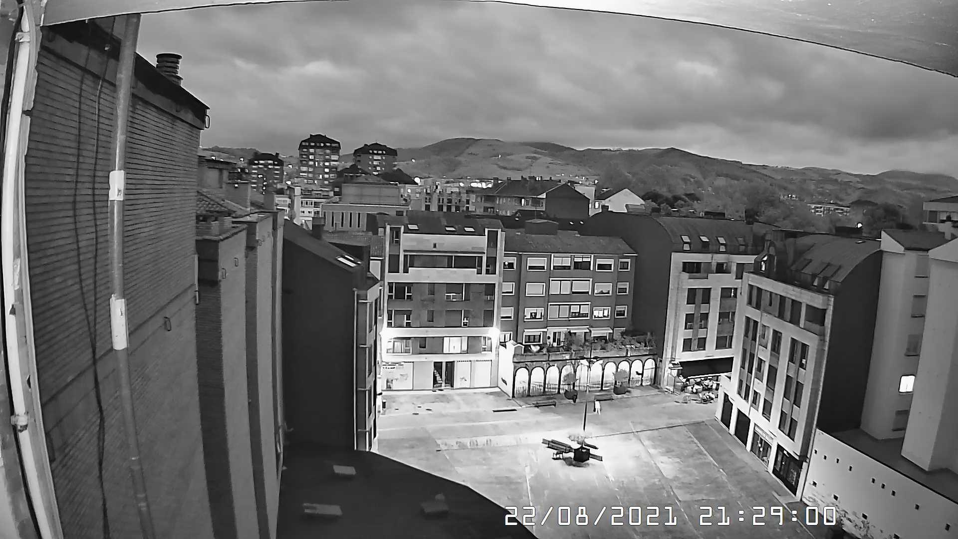 Webcam Torrelavega › South-East: Monte Dobra