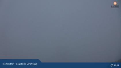 Klosters-Serneus: Klosters Dorf - Bergstation Schaffürggli