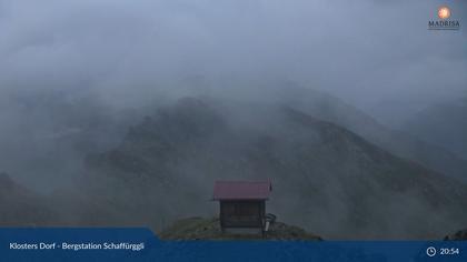 Klosters: Dorf - Bergstation Schaffürggli