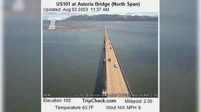 Vignette de Astoria webcam à 11:16, oct. 27