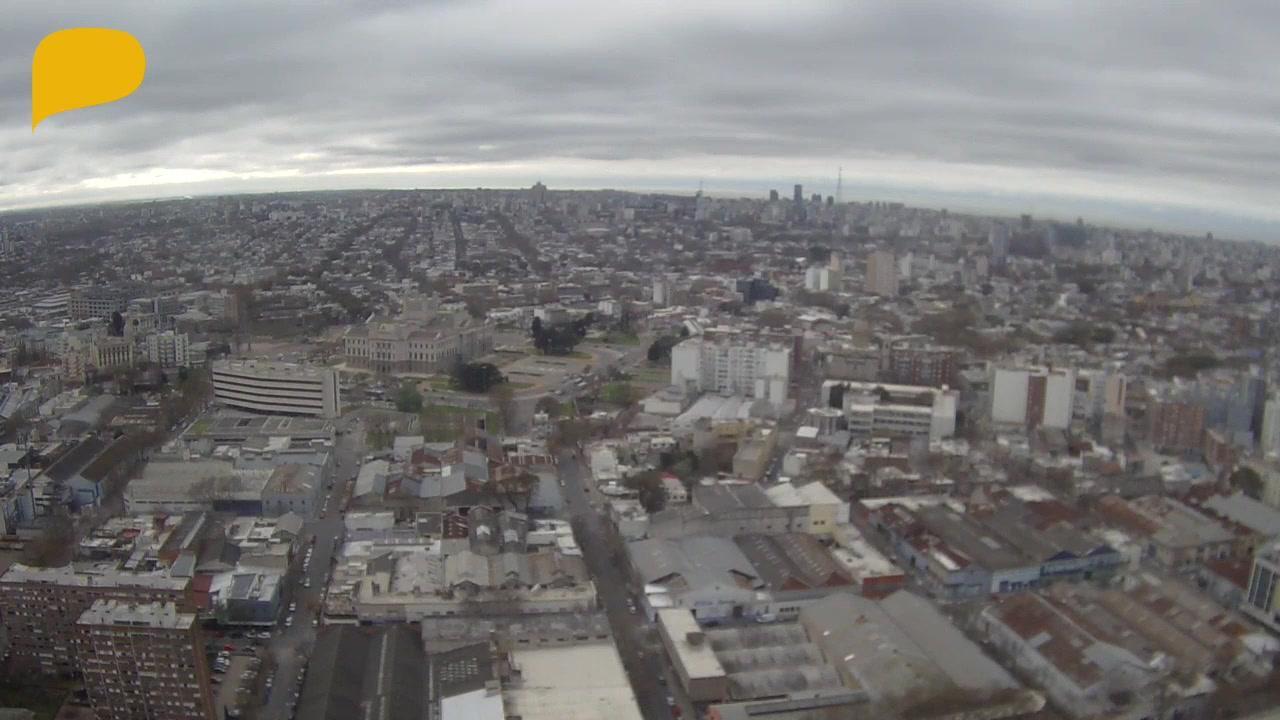Webcam Montevideo › South