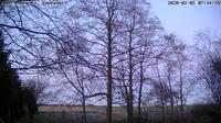 Ebersdorf › West: bei Bremervörde: Himmel, Bäume - Actual