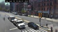 Manhattan Community Board 2: Houston Street @ Bowery Street - Overdag