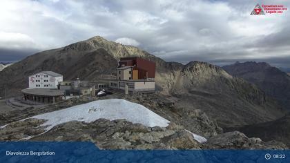 Pontresina: Diavolezza Bergstation, Diavolezza Bergstation .m