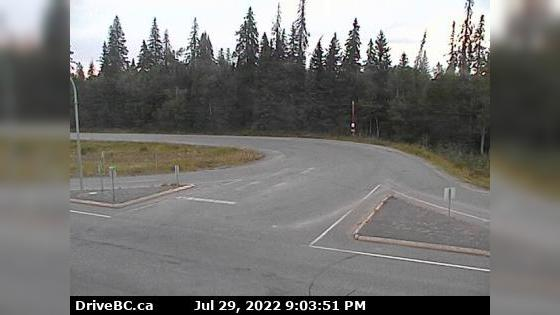 Webcam Fraser Lake › North: Hwy 16, at Nautley Road, look