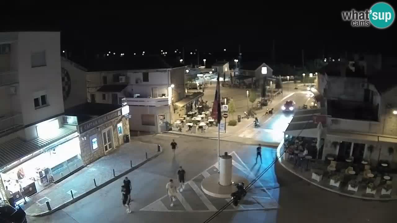 Webkamera Murter: Centar
