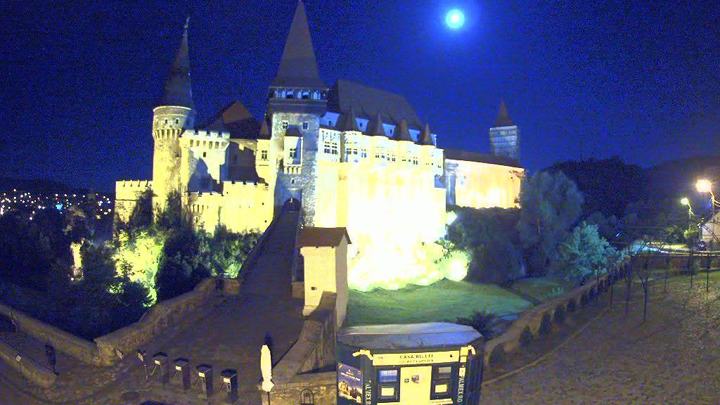 Live Castelul Corvinilor