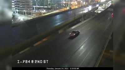 Milwaukee Daglicht Webcam Imagez