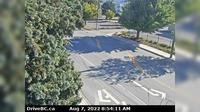 Haney > North: , Hwy  (Lougheed Hwy) at - Bypass/nd Street, looking north - Current