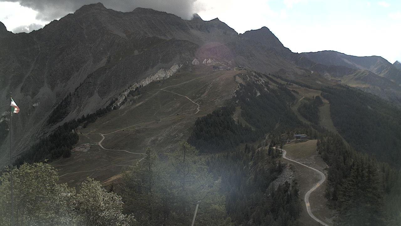 Webcam Casa Purtud: Courmayeur Alp − Courmayeur Alm